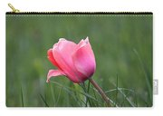 One Pink Tulip Carry-all Pouch