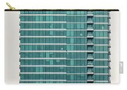 One Rincon Hill Building In San Francisco, California Carry-all Pouch
