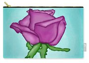 One Rose Everyday Carry-all Pouch