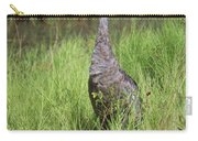 One Sandhill In Marsh Carry-all Pouch