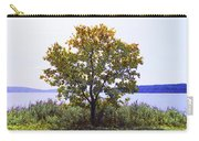 One Tree Hudson River View Carry-all Pouch