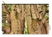 One Tree Six Trunks Carry-all Pouch