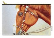 One Tricked Out Cowpony Carry-all Pouch