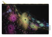 One World No.6 - Fractal Art Carry-all Pouch by NirvanaBlues