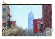 One World Trade Center In Spring Carry-all Pouch