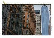 One World Trade Center New York Ny From Nassau Street Carry-all Pouch
