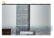 One57 And Park Hyatt Hotel In Nyc Carry-all Pouch