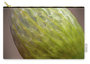 Onion Flower Macro Carry-all Pouch