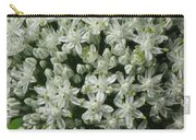 Onion In Bloom Carry-all Pouch