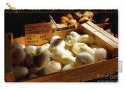 Onions Blancs Frais Carry-all Pouch