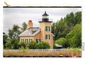 Ontonagon Lighthouse Carry-all Pouch