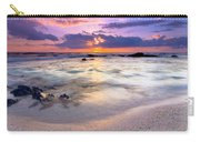 O'oma Beach Sunset Carry-all Pouch