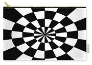 Op Art Carry-all Pouch
