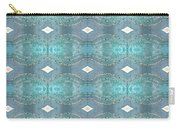 Opalescent Wave Design Carry-all Pouch