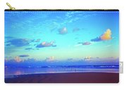Open Beach Ponce Inlet Atlantic Ocean Carry-all Pouch
