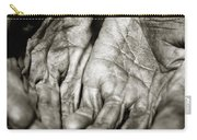 Two Old Hands Carry-all Pouch