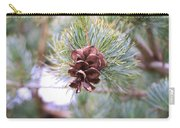 Open Pine Cone Carry-all Pouch
