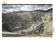Open Pit Mine, Utah, United States Carry-all Pouch