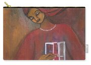 Open The Windows To Your Soul Carry-all Pouch by Prerna Poojara