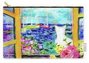 Open Window-colours Carry-all Pouch