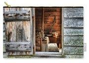 Open Window In Pioneer Home Carry-all Pouch by Jill Battaglia