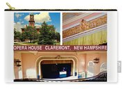 Opera House Claremont Nh Carry-all Pouch