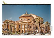 Teatro Massimo Vittorio Emanuele Carry-all Pouch