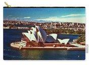Opera House Sydney Austalia Carry-all Pouch