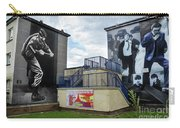 Operation Motorman Mural In Derry Carry-all Pouch
