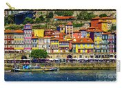 Oporto By The River Carry-all Pouch