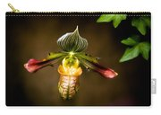 Oprah's Orchid Carry-all Pouch