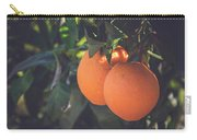 Orange #1 Carry-all Pouch