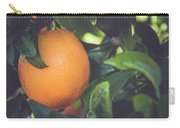 Orange #3 Carry-all Pouch