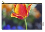 Orange And Yellow Tulip II Carry-all Pouch