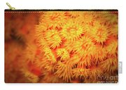 Orange Anemones Carry-all Pouch