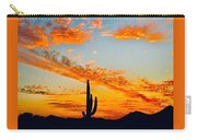Orange Blossom Moments Carry-all Pouch