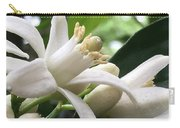 Orange Blossoms #1 Carry-all Pouch