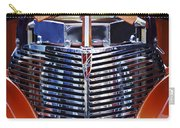 Orange Chevrolet Grille Carry-all Pouch