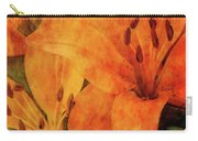 Orange Cluster 9225 Idp_2 Carry-all Pouch