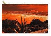 Orange Coast Carry-all Pouch