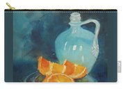 Orange Complement Carry-all Pouch