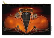 Orange Dream Carry-all Pouch by Susan Rissi Tregoning