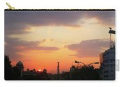 Orange Evening Sky Carry-all Pouch