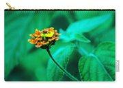 Orange Flower II Carry-all Pouch