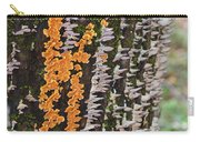 Orange Fungus Carry-all Pouch
