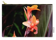 Orange Gladiolus Carry-all Pouch