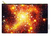 Orange-gold Galaxy. Space Art Carry-all Pouch