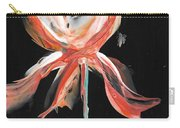 Orange Iris Bulb Carry-all Pouch