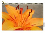 Orange Lily 1 Carry-all Pouch