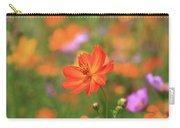 Orange Painted Landscape Carry-all Pouch